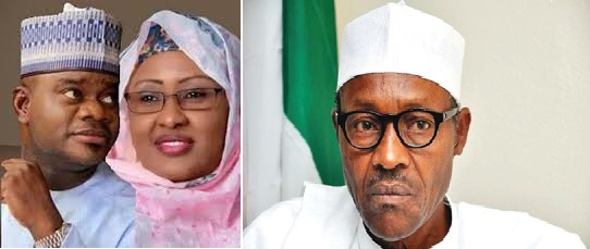 Why Does Aisha Buhari Love Failed People And Failed Government?