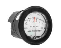 Dwyer Series MP Mini-Photohelic® Differential Pressure Switch/Gage