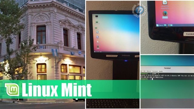 Linux Mint é utilizado em Hotéis na Argentina e no Chile
