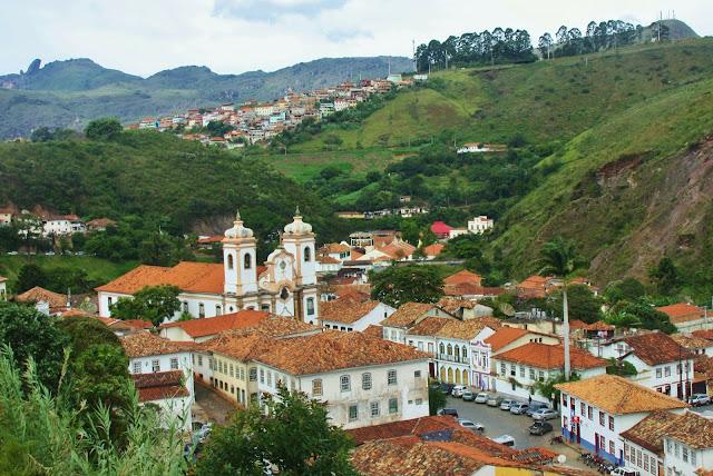 Igreja Matriz Nossa Senhora do Pilar, em Ouro Preto