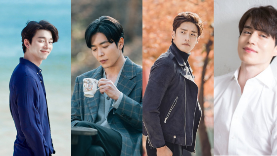Hottest Kdrama Ahjussi who never failed to make us fall in love