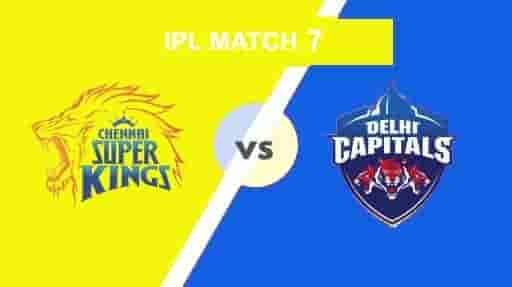 CSK VS DC Chennai super kings vs delhi capitals match report, playing 11 on 25th September , prediction on dream 11