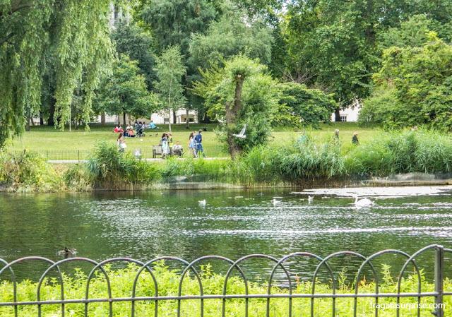 Saint James's Park, Londres