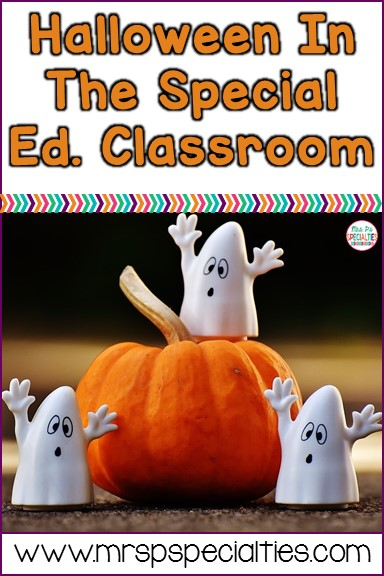 The last week of school before Halloween can leave your classroom CRAZY! Students who struggle with self-regulation, sensoryprocessing issues and impulsivity are easily revved up. Tap into their natural excitement and interest in Halloween and keep them engaged in learning.