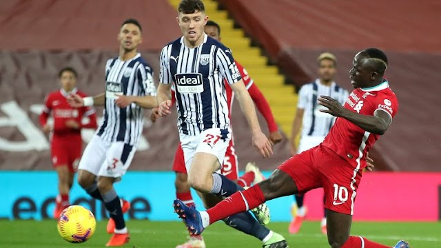 Albion steals an exciting draw against Liverpool
