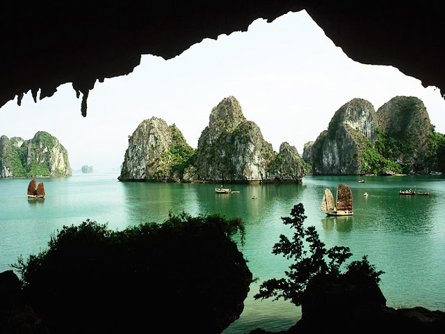 Baia Ha Long - Vietnã