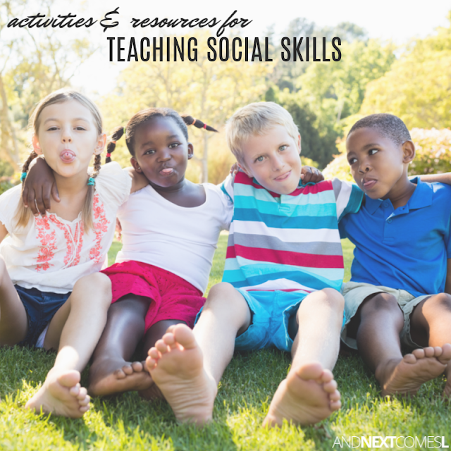 How to teach social skills autism