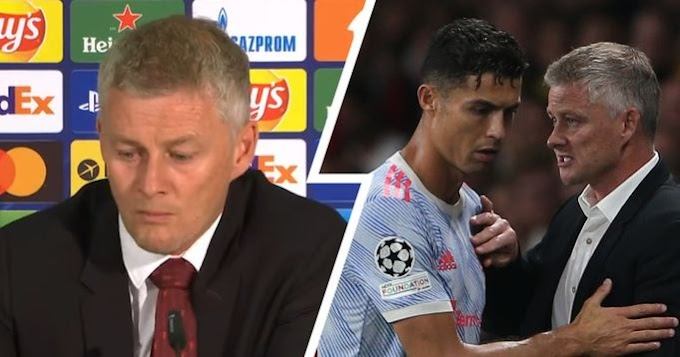 Solskjaer explains reason behind Bruno and Ronaldo substitutions vs Young Boys
