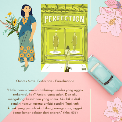 Perfection - novel remaja YARN