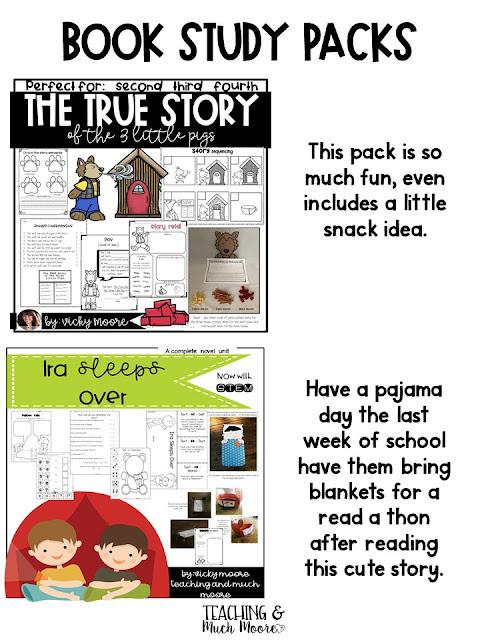 Picture Book read aloud ideas
