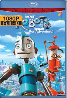 Robots [2005] [1080p BRrip] [Latino-Inglés] [GoogleDrive] RafagaHD