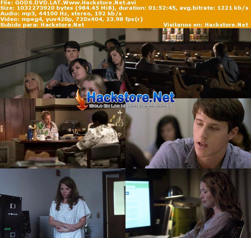 Capturas de Dios No Está Muerto (2014) DVDRip Latino