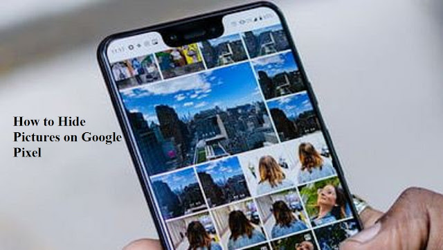 Hide Pictures on Google Pixel Phone