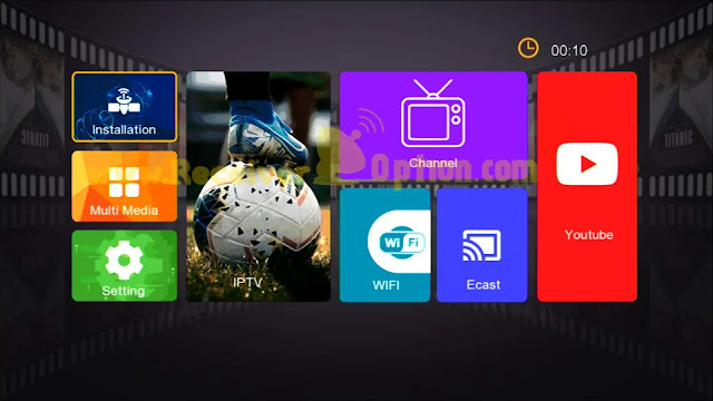 STARNET B1 1506T 512 4M NEW SOFTWARE WITH FORCE IPTV & CUTE IPTV 22 JULY 2021