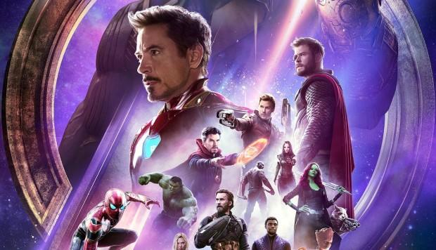 """Avengers: Infinity War"" rompe récords en su primer día"
