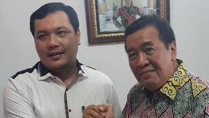 FIX! Ovie dan Iwansyah Maju Pilkada Banjarbaru 2020