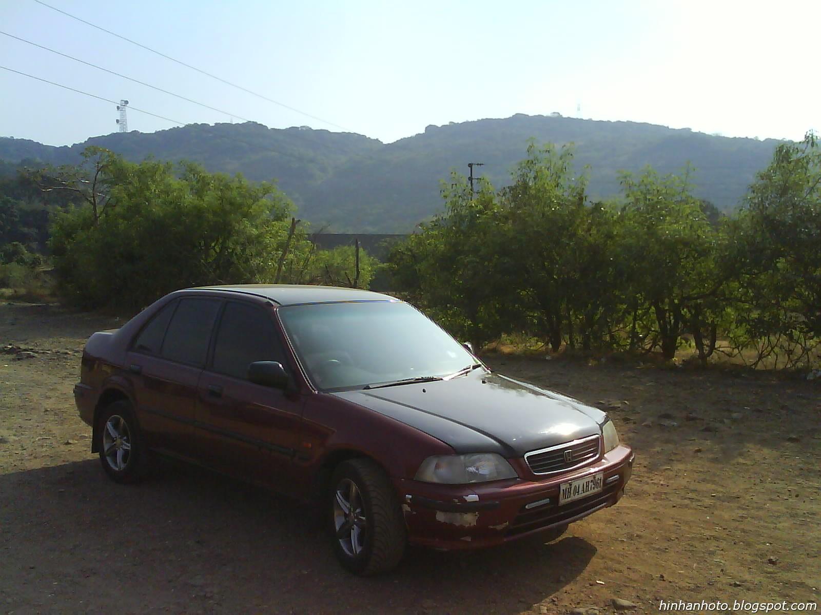 Honda City 1999 ~ Hình ảnh ô tô