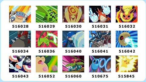 Pokémon Mobile App Wallpapers