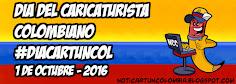 CELEBRACIÓN DÍA DEL CARICATURISTA NOTICARTUN 2016 #DiaCartunCol