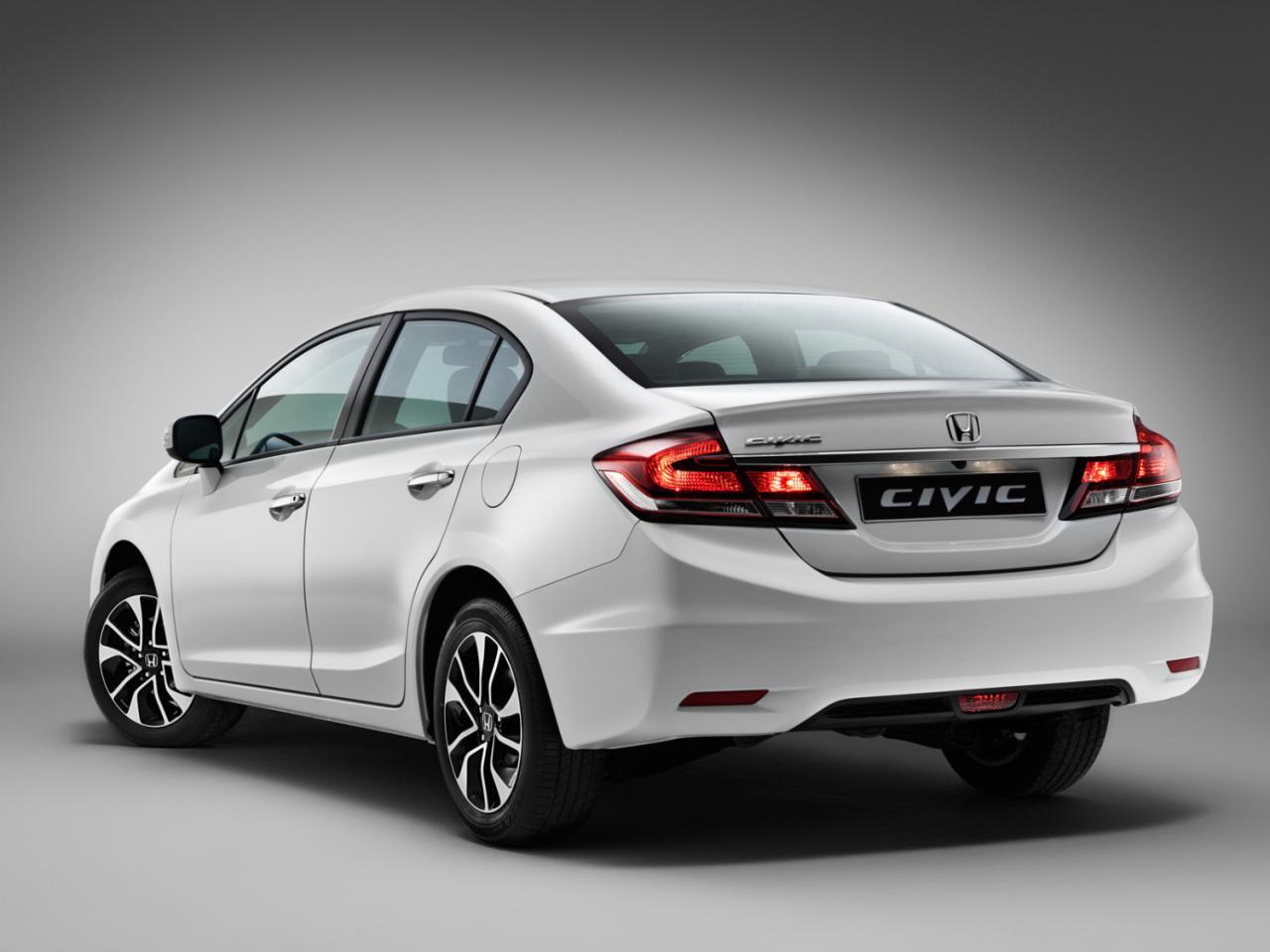 Honda Civic 2014 | New Honda Model
