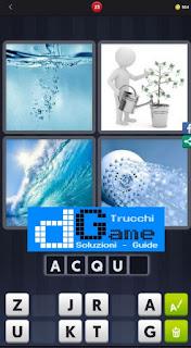 4 Immagini 1 Parola livello 23