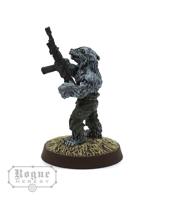 Rogue Heresy Wolfen
