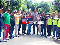 Camat Marbo, Apresiasi Kebersamaan Pegurus Dan Anggota Rapi Wilayah 07, Kab Takalar