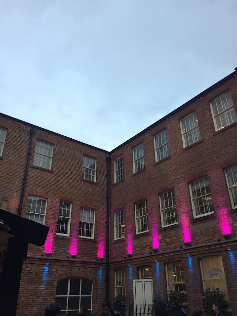 Nation of Shopkeepers courtyard, Leeds