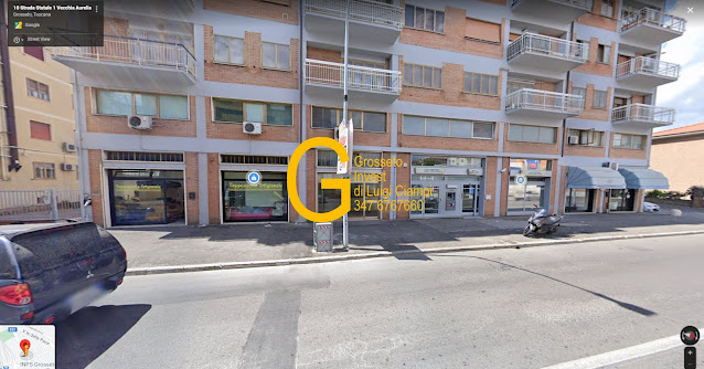 Grosseto:affitto locale commerciale 300mq Grosseto Via Aurelia - Grosseto Invest di Luigi Ciampi👈