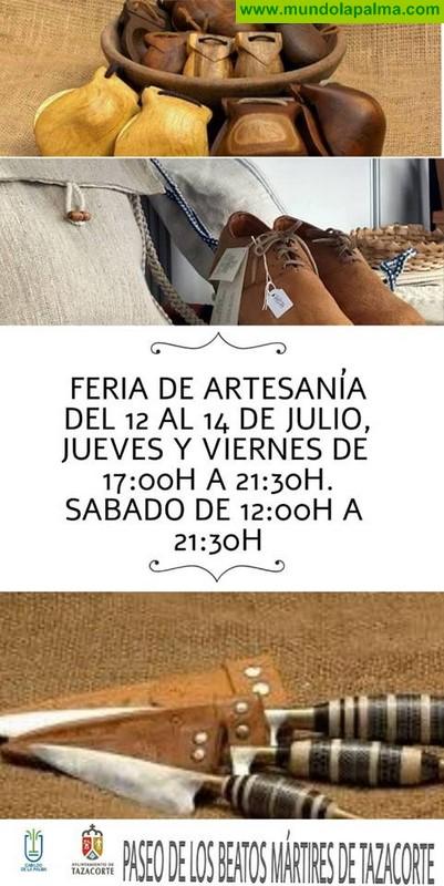 2018 VIII Feria Artesanía Local Puerto de Tazacorte