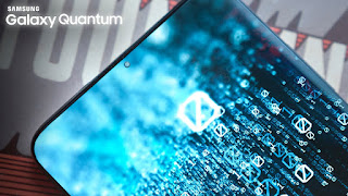 Samsung Galaxy Quantum Encryption Technology Launched