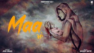 Maa Lyrics in Hindi – Jess Sran