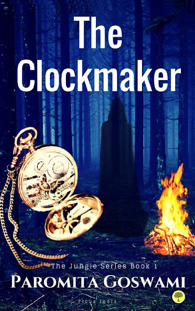 Book: The Clockmaker by Paromita Goswami