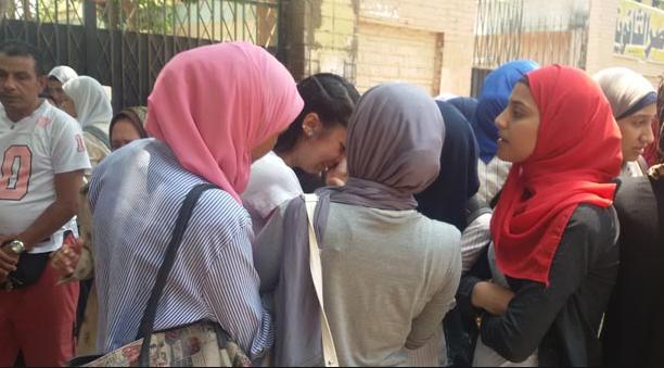 ردود أفعال طلاب الثانوية العامة حول امتحان اللغة العربيه والدين اليوم 3/6/2018 الاحد