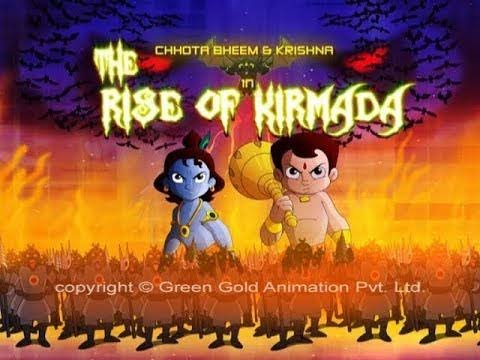 Chhota Bheem And The Rise Of Kirmada Movie Images In 720P