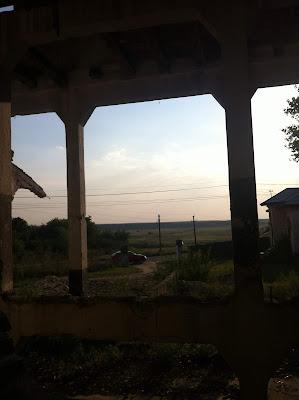 Moara din Purani - interior