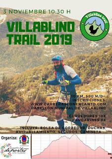 Clasificaciones Trail Villablino 2019