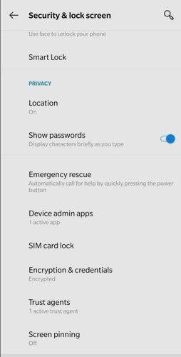 كيفية تثبيت شاشة الاندرويد علي تطبيق معين وقفل باقي المحتويات للخصوصية