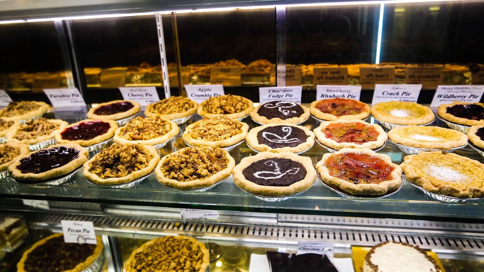 Tartine Bakery & Pie in Itaewon  Tartine Bakery ...