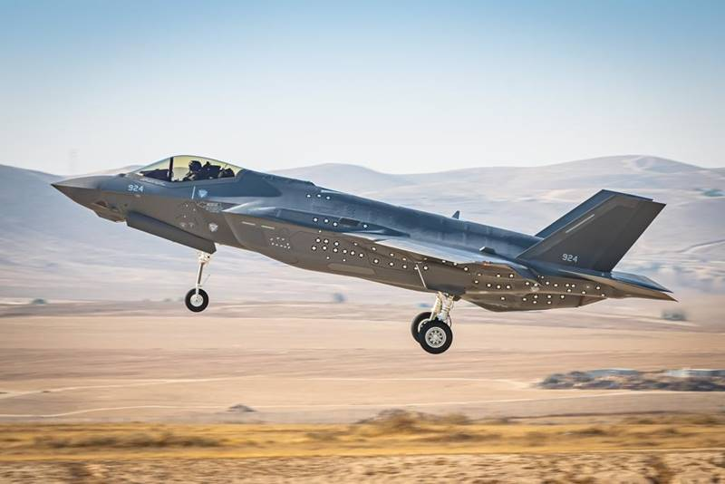 Israel receives F-35 test aircraft, becoming first foreign country to  operate experimental Lightning II - Blog Before Flight - Aerospace and  Defense News