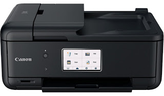 Boost business office at domicile production together with salve infinite past times using this premium  Canon PIXMA TR8540 Drivers Download