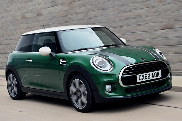 Mini Cooper S 60 Years Edition