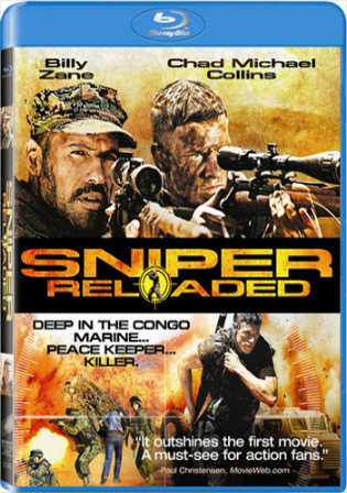 Sniper Reloaded 2011 BluRay 300MB Hindi Dual Audio 480p Watch Online Full Movie Download bolly4u
