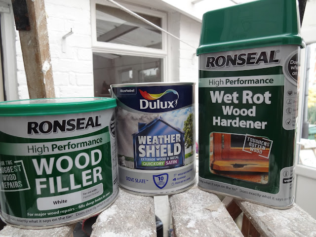 products for repairing wet rot