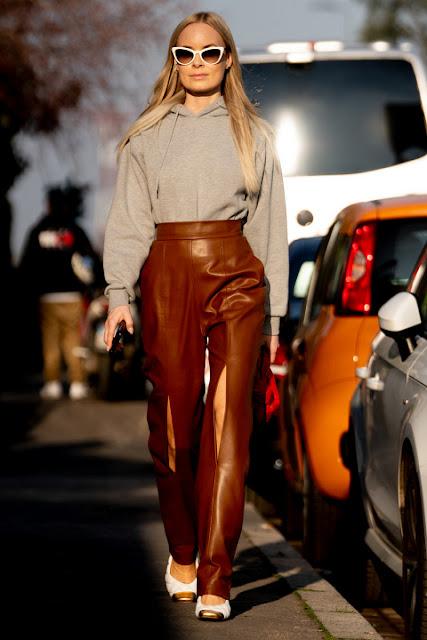 Стильный образ модные брюки 4-2
