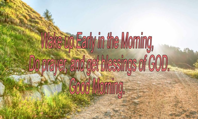 Good morning thoughts photo pics download