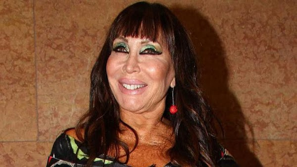 Moria Casán anunció que se convertirá nuevamente ''en mamá''