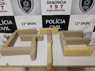 Polícia Civil dá continuidade à Operação Conexão, prende três e apreende mais 10 Kg de drogas