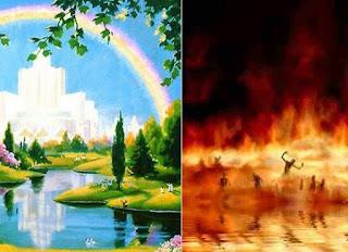 Nabi Idris Melihat Surga dan Neraka