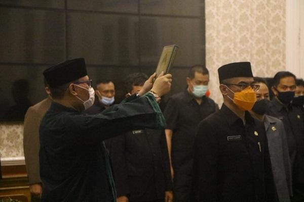 Plt Bupati Cianjur : Tugas Sekda Cianjur Jelang Pilkada 2020 Sangat Berat